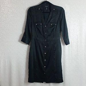 WHBM Utility Shirt Dress